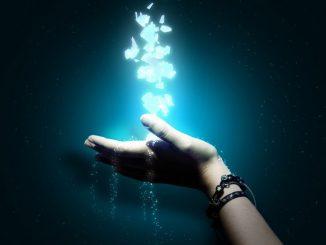 la magia blanca