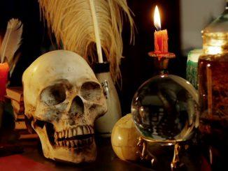 El origen de la brujería